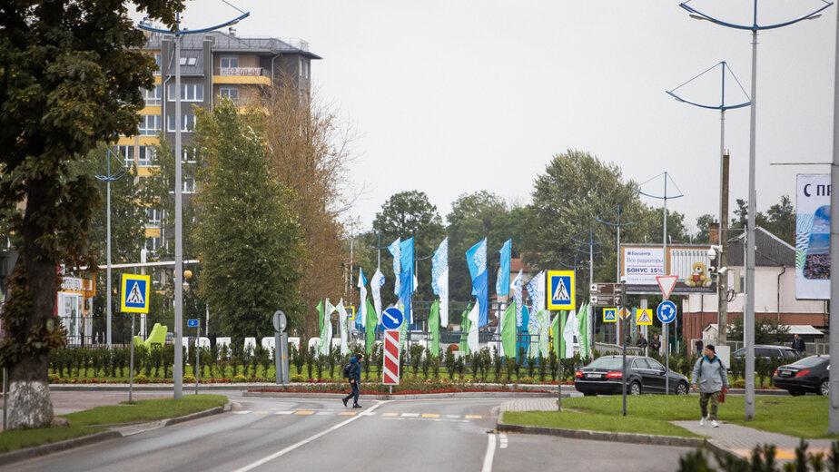 В Зеленоградске планируют ввести одностороннее движение на дороге в сторону Куршской косы - Новости Калининграда | Архив «Клопс»