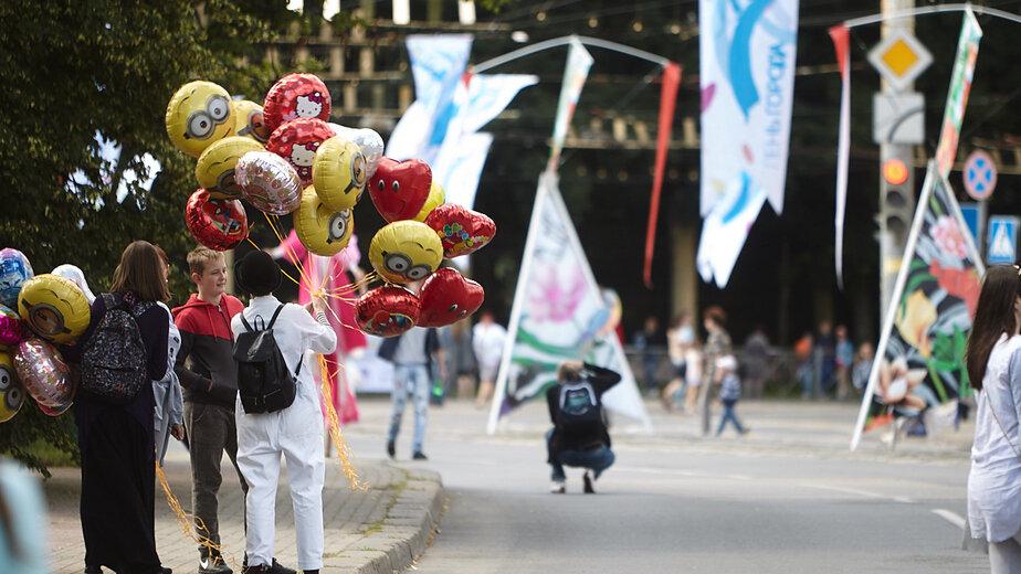 В Калининграде отменены массовые уличные мероприятия на День города - Новости Калининграда | Фото: архив «Клопс»