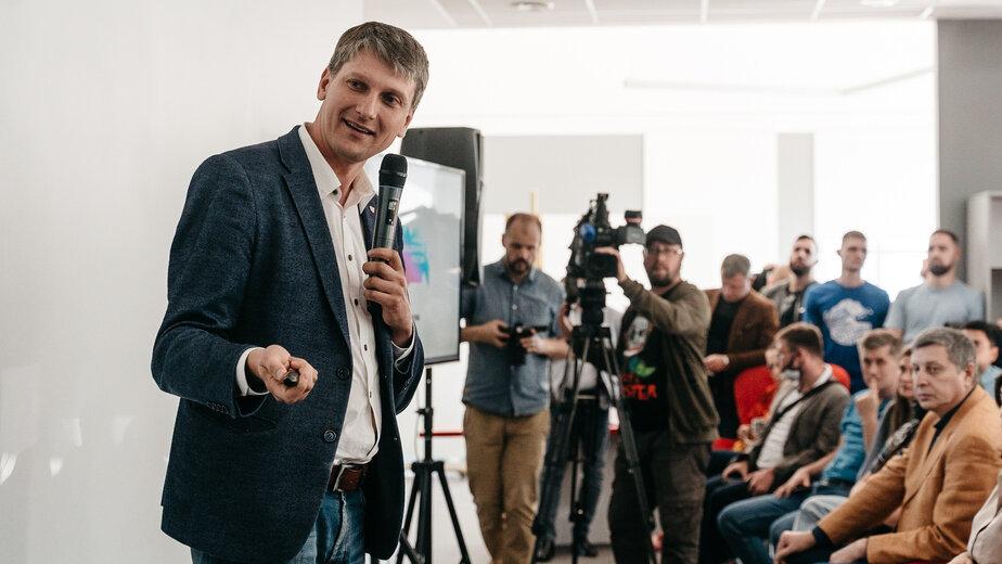 Инновации, стартапы и роботы: как прошла встреча калининградских предпринимателей с участниками «Инновационной России» - Новости Калининграда | Фото предоставлено Центром «Мой бизнес»