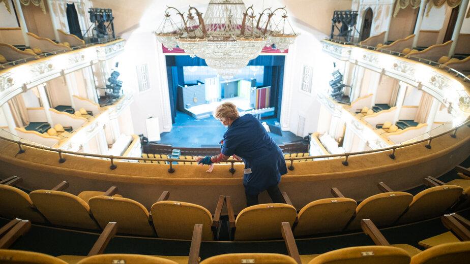 Калининградский оперштаб разъяснил, коснётся ли запрет на массовые мероприятия театров и концертных залов  - Новости Калининграда | Фото: архив «Клопс»