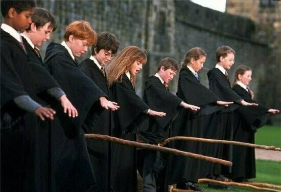 Кадр из фильма «Гарри Поттер и философский камень»   Фото: КиноПоиск