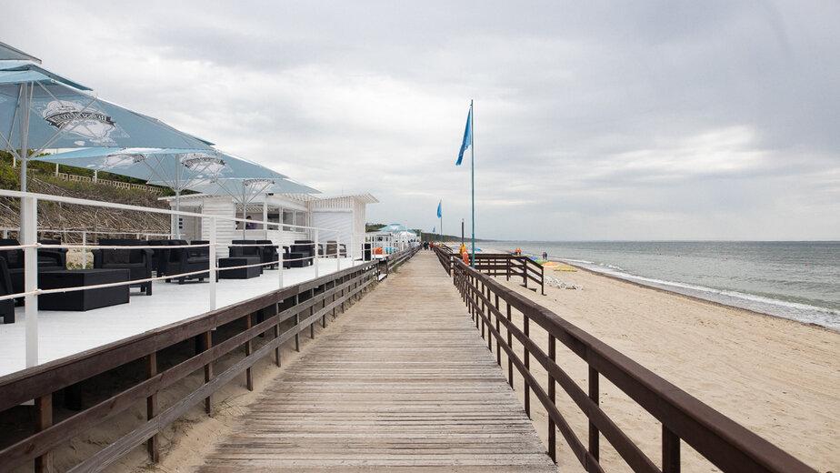 Сколько в Калининградской области стоит отдых на морском побережье  - Новости Калининграда   Фото: Александр Подгорчук / «Клопс»