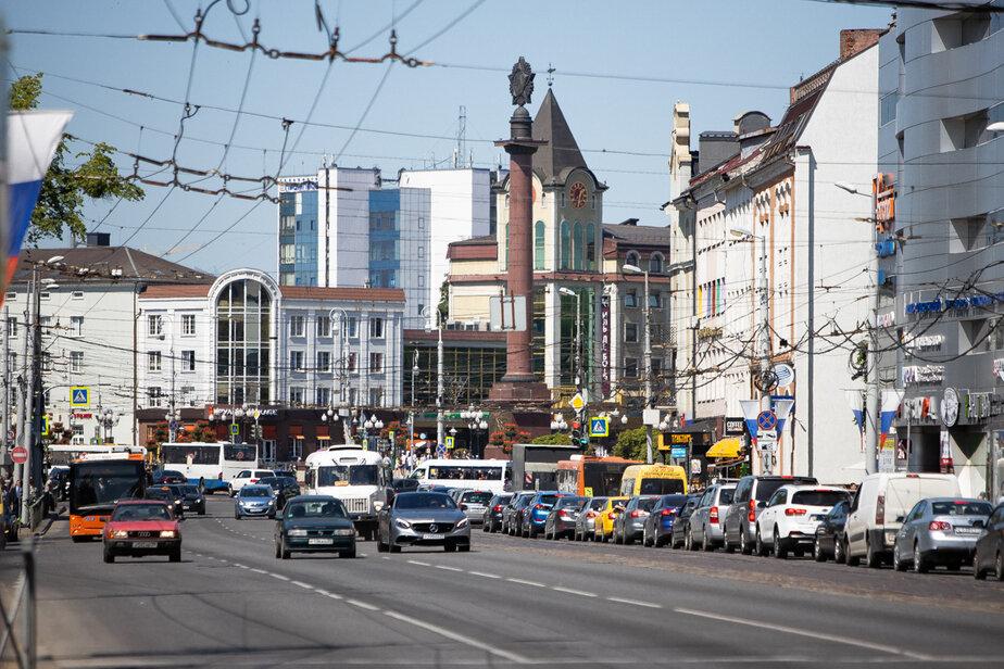 Улицы Калининграда во время жары будут поливать 25 машин - Новости Калининграда   Фото: Архив «Клопс»