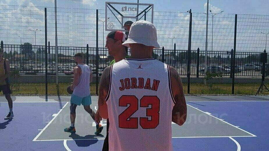 Андрей Кириленко назвал площадку для баскетбола на стадионе «Калининград» лучшей в мире - Новости Калининграда | Фото: «Клопс»