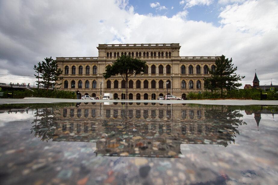 В Калининграде оштрафуют компанию, готовящую проект реконструкции Музея изобразительных искусств - Новости Калининграда | Фото: Архив «Клопс»