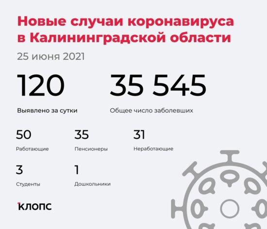 Трое скончались, заболели ещё 35 пенсионеров: подробности о ситуации с COVID-19 в Калининградской области  - Новости Калининграда