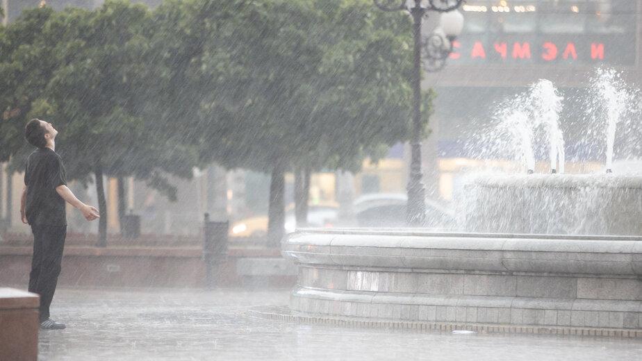 До +28 и дождь: погода в Калининграде на рабочую неделю - Новости Калининграда | Фото: архив «Клопс»