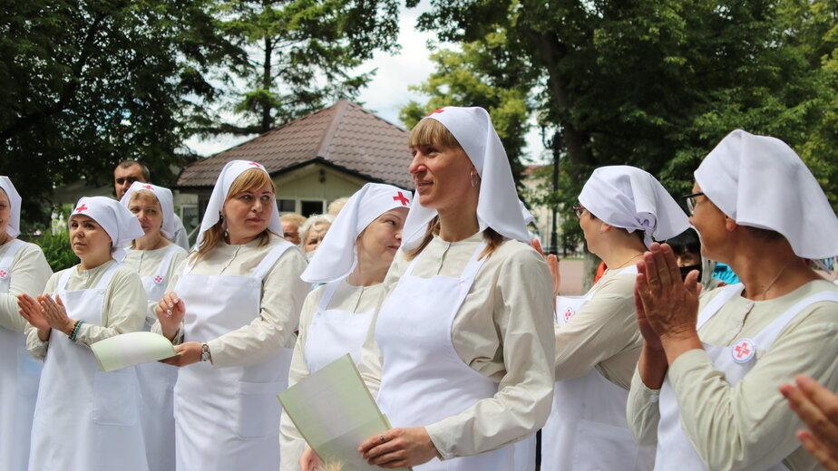 В Калининграде состоялся второй выпуск сестёр милосердия - Новости Калининграда | Фото: пресс-служба Калининградской епархии