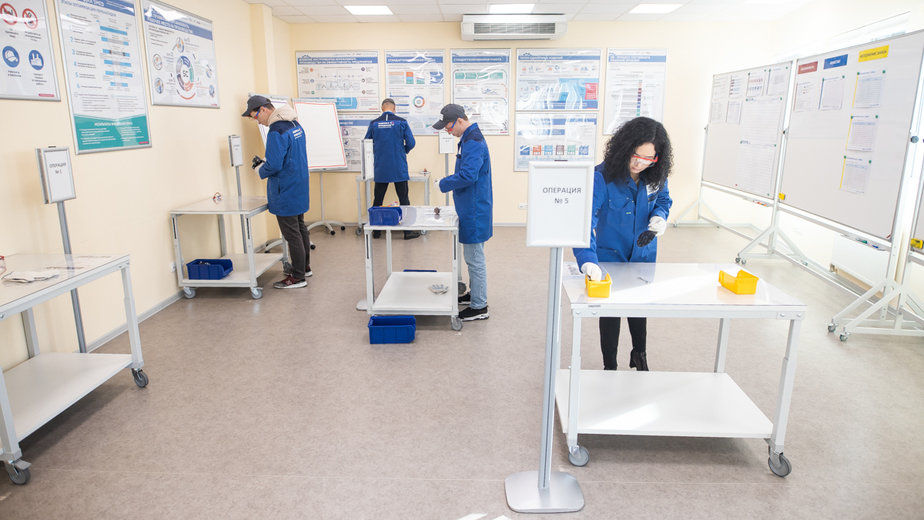 Ликвидировать потери, балансировать процессы: шесть вопросов о «Фабрике процессов» - Новости Калининграда