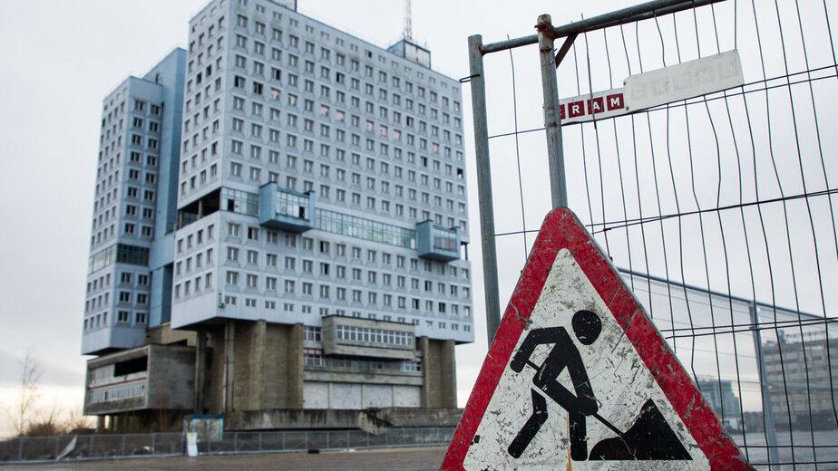 Советник Алиханова рассказал, будет ли меняться проект застройки территории у Дома Советов - Новости Калининграда | Фото: архив «Клопс»