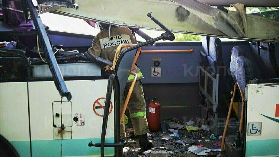 В Российском союзе страховщиков рассказали о выплатах пострадавшим в ДТП с автобусом под Янтарным - Новости Калининграда | Фото Александра Подгорчука