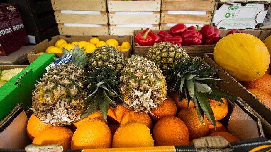 Диетолог: О пользе фруктов можно узнать по их цвету - Новости Калининграда | Фото: Александр Подгорчук