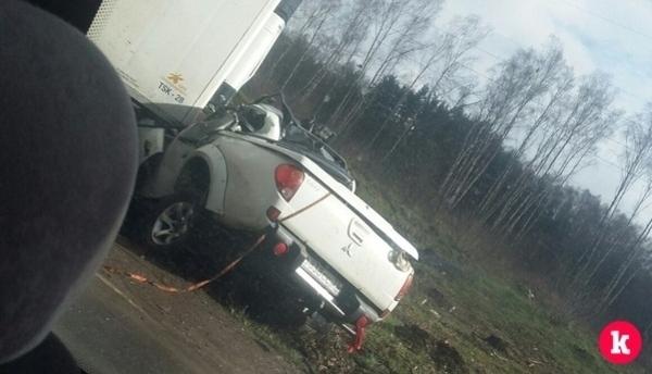 Мужчина умер вДТП натрассе «Калининград-Балтийск»