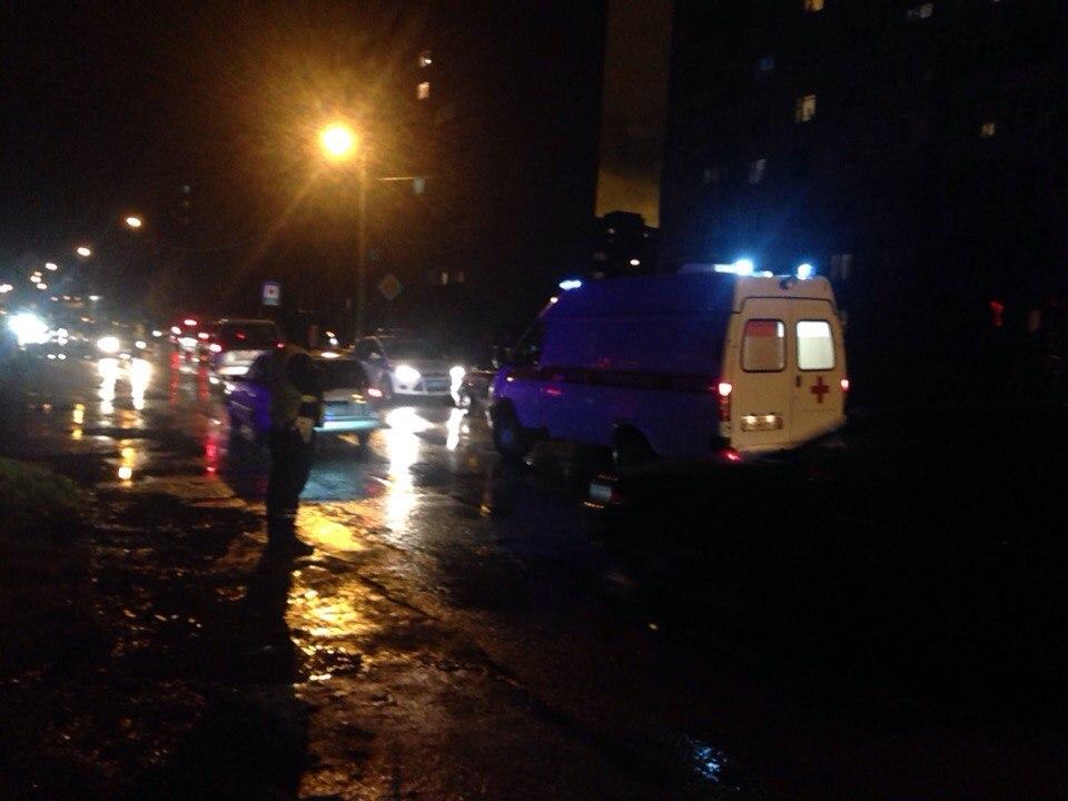 4-летняя девочка была сбита напешеходном переходе наулице Олега Кошевого