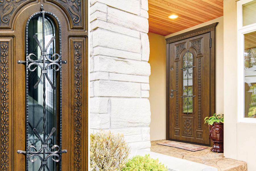 креативные входные двери фото них означает, что